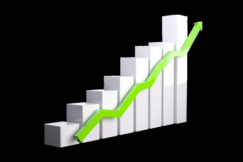 Investiranje u akcije donosi potencijalno velike dobitke.