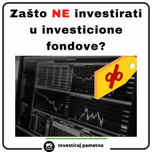 Zašto ne investirati u aktivno upravljani investicioni fond