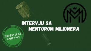 Intervju sa mentorom milionera